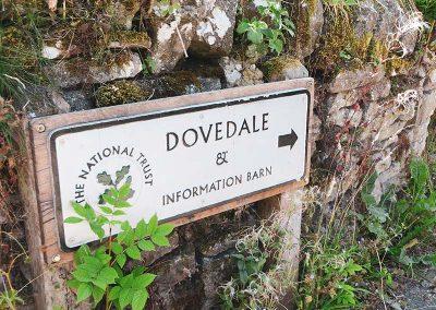Milldale, Derbyshire